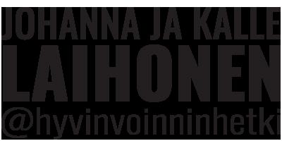 Johanna ja Kalle Laihonen
